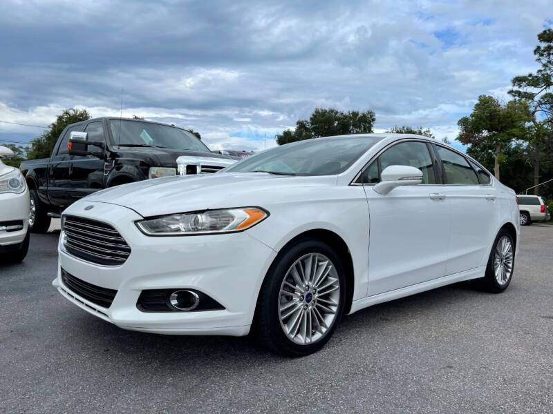 2014 Ford Fusion for sale at Upfront Automotive Group in Debary FL