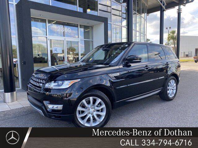 2017 Land Rover Range Rover Sport for sale at Mike Schmitz Automotive Group in Dothan AL