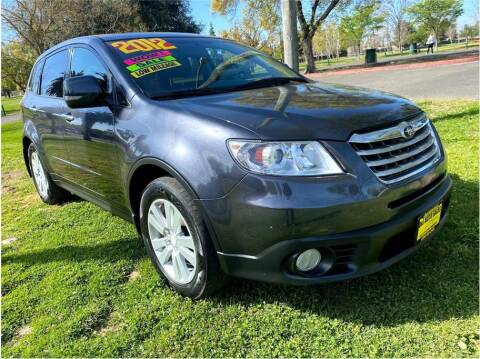 2012 Subaru Tribeca for sale at D & I Auto Sales in Modesto CA