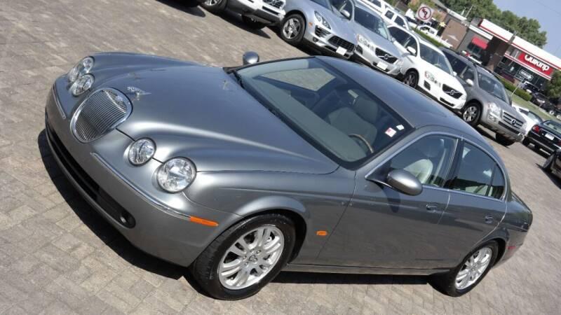 2005 Jaguar S-Type for sale at Cars-KC LLC in Overland Park KS