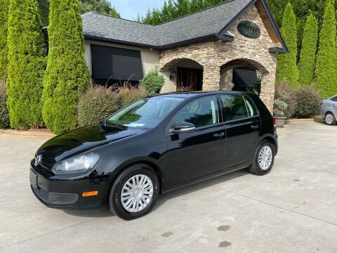 2013 Volkswagen Golf for sale at Hoyle Auto Sales in Taylorsville NC
