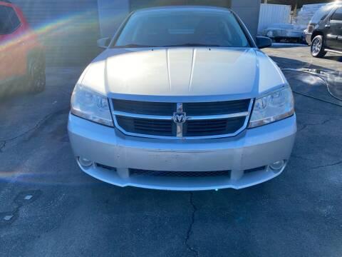2009 Dodge Avenger for sale at Bi-Rite Auto Sales in Clinton Township MI