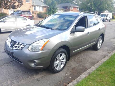 2012 Nissan Rogue for sale at Viking Auto Group in Bethpage NY