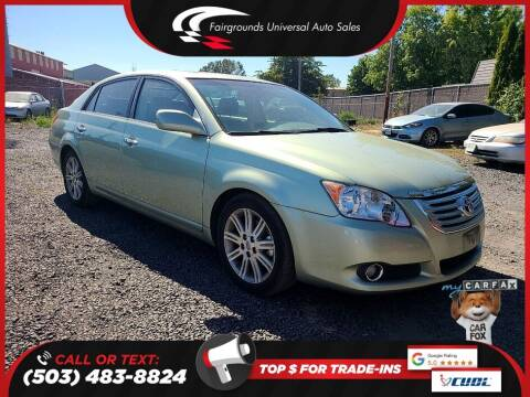 2008 Toyota Avalon for sale at Universal Auto Sales in Salem OR