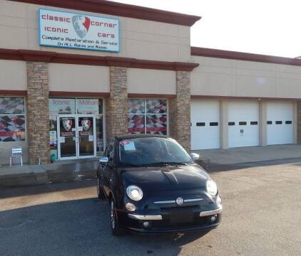 2013 FIAT 500c for sale at Iconic Motors of Oklahoma City, LLC in Oklahoma City OK