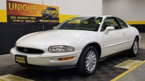 1998 Buick Riviera for sale at UNIQUE SPECIALTY & CLASSICS in Mankato MN