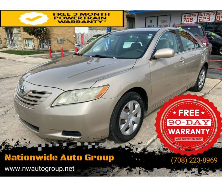 2007 Toyota Camry for sale at Nationwide Auto Group in Melrose Park IL
