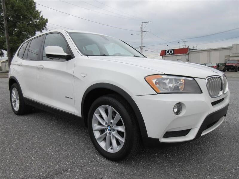 2013 BMW X3 for sale at Cam Automotive LLC in Lancaster PA