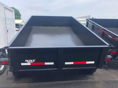 2019 TWF DUMP TRAILER for sale at Stakes Auto Sales in Fayetteville PA