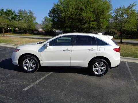 2014 Acura RDX for sale at BALKCUM AUTO INC in Wilmington NC