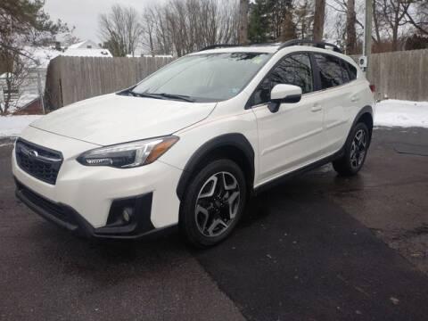 2019 Subaru Crosstrek for sale at CASTLE AUTO AUCTION INC. in Scranton PA