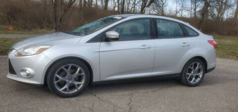 2013 Ford Focus for sale at Superior Auto Sales in Miamisburg OH