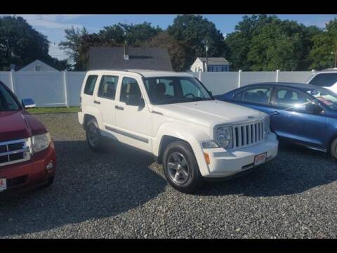 2008 Jeep Liberty for sale at Colonial Motors in Mine Hill NJ