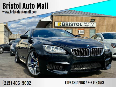 2014 BMW M6 for sale at Bristol Auto Mall in Levittown PA
