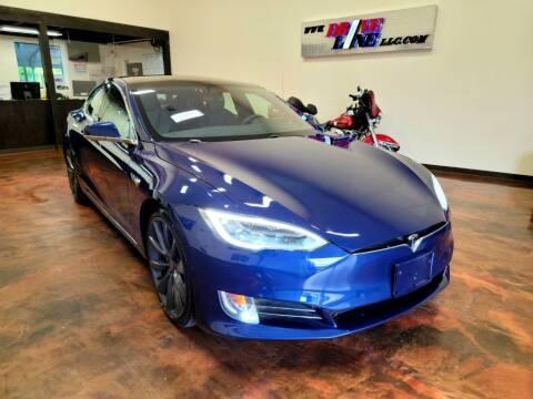 2017 Tesla Model S for sale at Driveline LLC in Jacksonville FL
