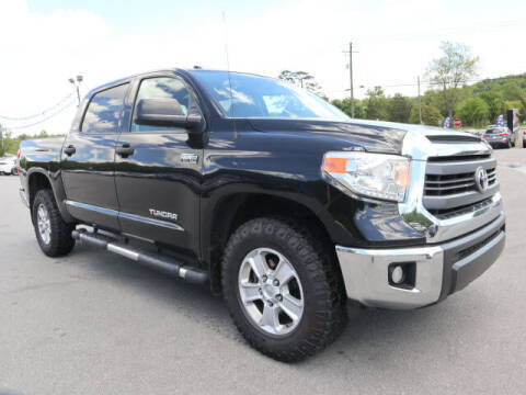 2015 Toyota Tundra for sale at Viles Automotive in Knoxville TN