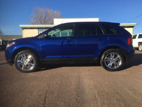 2013 Ford Edge for sale at A Plus Auto LLC in Great Falls MT