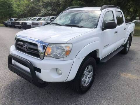2009 Toyota Tacoma for sale at Auto Cars in Murrells Inlet SC