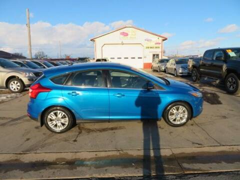 2012 Ford Focus for sale at Jefferson St Motors in Waterloo IA
