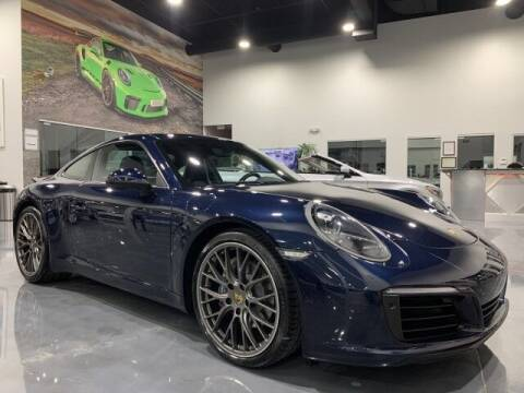 2017 Porsche 911 for sale at Godspeed Motors in Charlotte NC