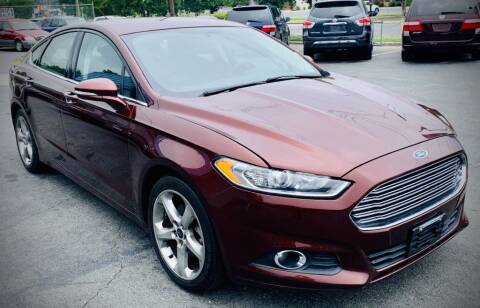 2015 Ford Fusion for sale at RD Motors, Inc in Charlotte NC