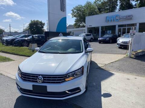 2017 Volkswagen Passat for sale at NYC Motorcars in Freeport NY