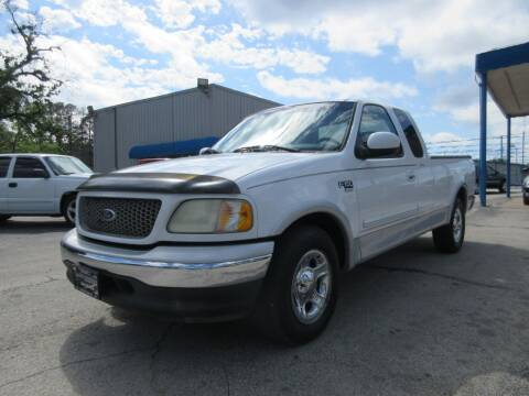 2002 Ford F-150 for sale at Quality Investments in Tyler TX