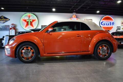 2018 Volkswagen Beetle Convertible for sale at Choice Auto & Truck Sales in Payson AZ
