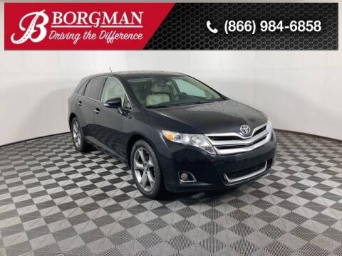 2013 Toyota Venza for sale at BORGMAN OF HOLLAND LLC in Holland MI