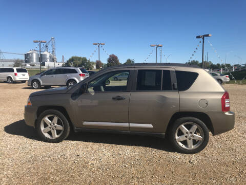2008 Jeep Compass for sale at Lanny's Auto in Winterset IA