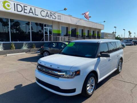 2018 Ford Flex for sale at Ideal Cars in Mesa AZ