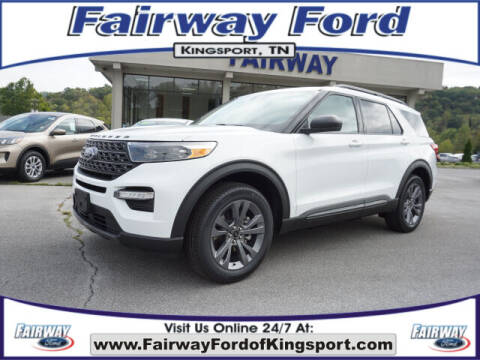 2021 Ford Explorer for sale at Fairway Ford in Kingsport TN
