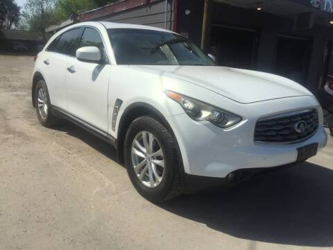 2011 Infiniti FX35 for sale at Texas Luxury Auto in Houston TX