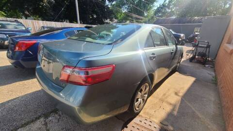 2007 Toyota Camry for sale at LOT 51 AUTO SALES in Madison WI