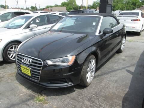 2015 Audi A3 for sale at Pasadena Auto Planet in Houston TX