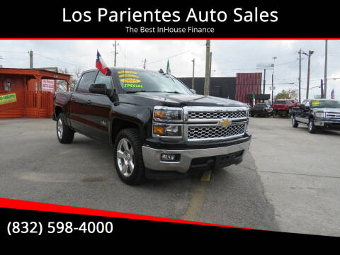 2015 Chevrolet Silverado 1500 for sale at Los Parientes Auto Sales in Houston TX
