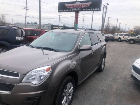 2012 Chevrolet Equinox for sale at Washington Auto Group in Waukegan IL