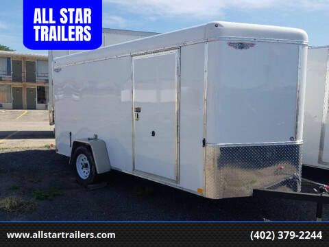 2019 H&H 12 FOOT CARGO for sale at ALL STAR TRAILERS Cargos in , NE
