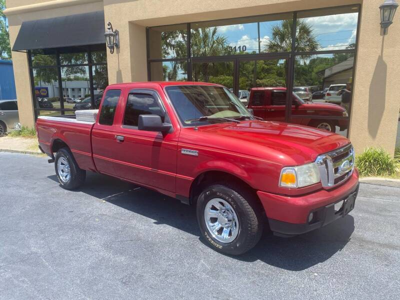 2007 Ford Ranger for sale at Premier Motorcars Inc in Tallahassee FL