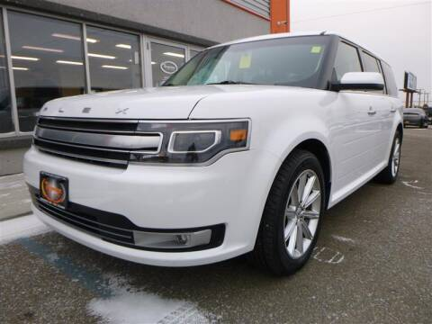 2019 Ford Flex for sale at Torgerson Auto Center in Bismarck ND