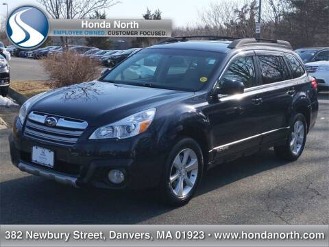 2013 Subaru Outback for sale at 1 North Preowned in Danvers MA