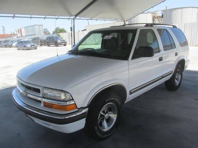 2001 Chevrolet Blazer for sale in Gardena, CA