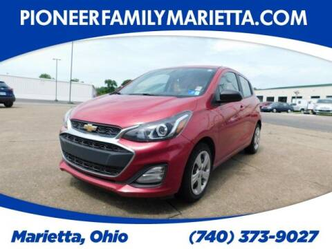 2020 Chevrolet Spark for sale at Pioneer Family preowned autos in Williamstown WV