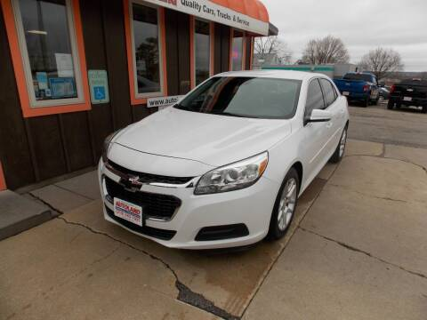 2015 Chevrolet Malibu for sale at Autoland in Cedar Rapids IA