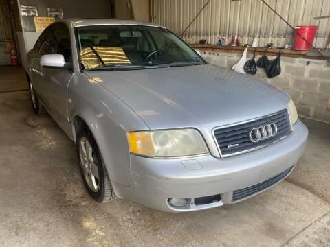 2002 Audi A6 for sale at Philadelphia Public Auto Auction in Philadelphia PA