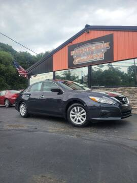 2017 Nissan Altima for sale at Harborcreek Auto Gallery in Harborcreek PA