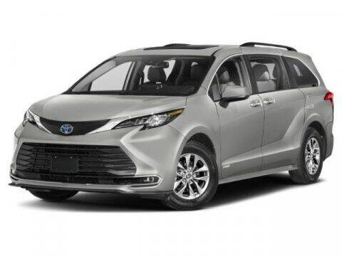 2021 Toyota Sienna for sale at TEJAS TOYOTA in Humble TX