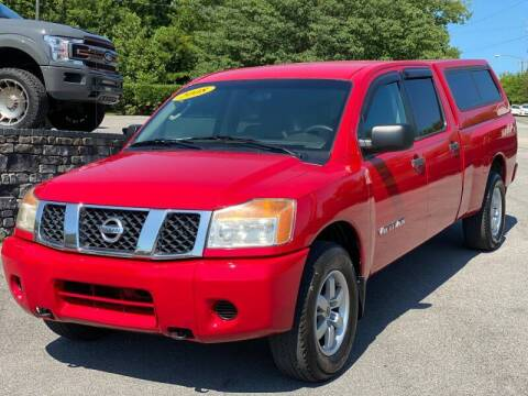 2008 Nissan Titan for sale at Auto Depot of Smyrna in Smyrna TN