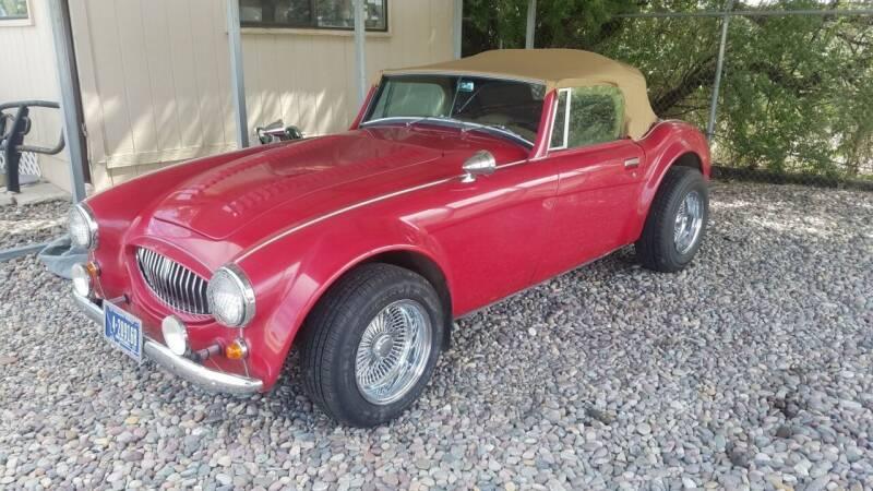 1962 Austin-Healey Sprite MKIII for sale at AUTO BROKER CENTER in Lolo MT
