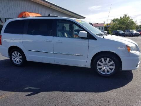2014 Chrysler Town and Country for sale at Moores Auto Sales in Greeneville TN
